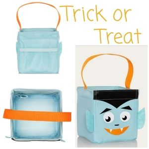 """🎃🍬🍫NWT‼️Thirty-One brand """"Fun Fangs"""" Caddy"""